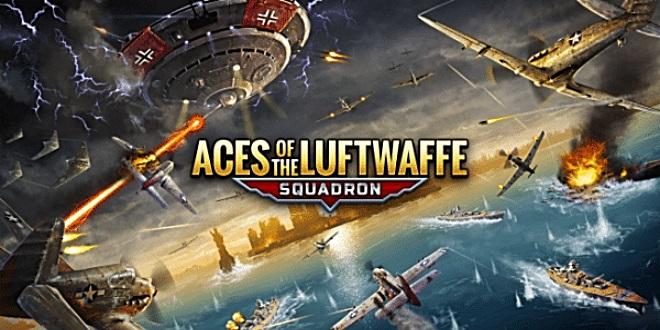 Angespielt: Aces of the Luftwaffe-Squadron - Ballerkost von HandyGames inklusive Gewinnspiel