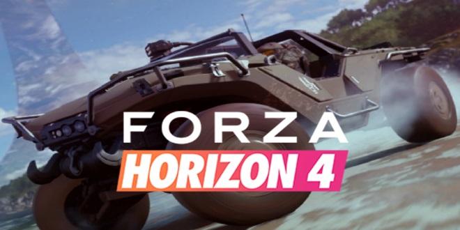 gamescom: Halo Mission in Forza Horizon 4 bestätigt und weitere Infos