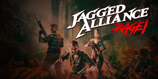 Jagged Alliance: Rage! - rundenbasierter Taktikshooter kommt auch für Xbox One