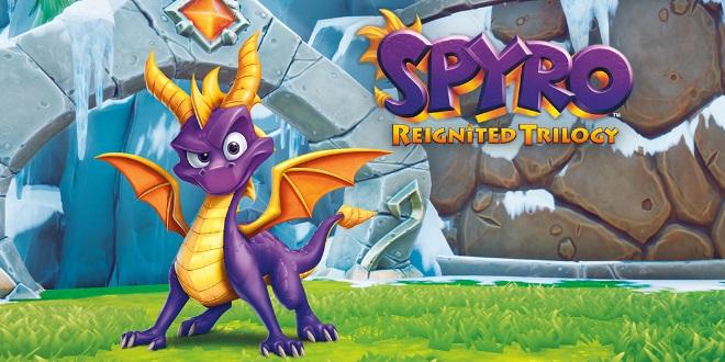 Spyro: Reignited Trilogy - Der beliebte Drache verspätet sich