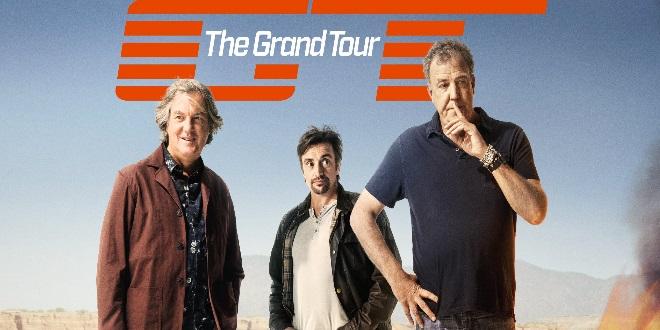 gamescom: The Grand Tour - Amazon präsentiert Rennspiel zur TV-Sendung