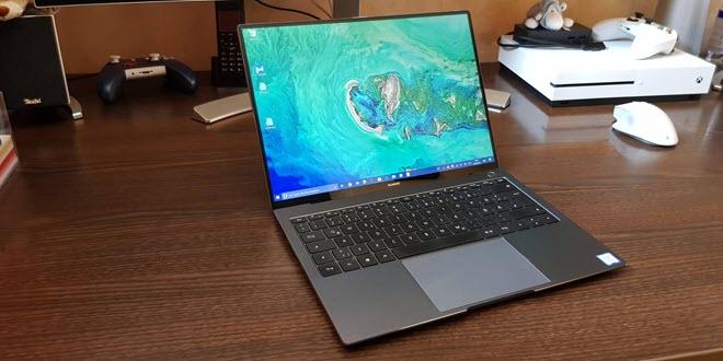 Huawei MateBook X Pro im Test: Das fast perfekte Laptop