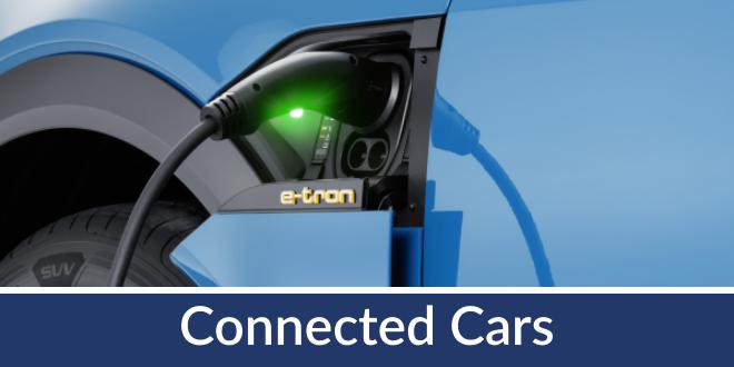 Connected e-Roadtrip: Audi stellt erstes E-SUV vor