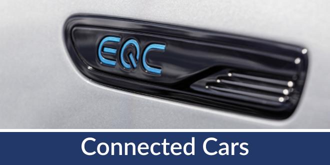Connected e-Roadtrip: Mercedes stellt erstes EQ-Modell vor