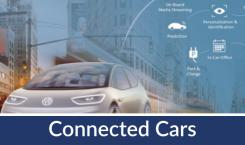 Connected Roadtrip: VW fährt mit Microsoft in die Cloud