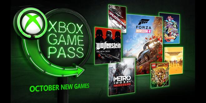 Xbox Game Pass: Wolfenstein und weitere Titel folgen Forza Horizon 4 im Oktober