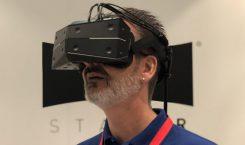 Ich war in der Zukunft der Virtual Reality - und sie sieht fantastisch aus