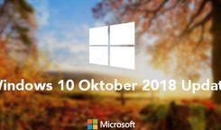 Windows 10 Oktober Update: Microsoft drückt langsam aufs Gas