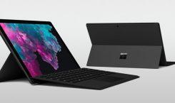 Surface Pro 6 erhält Firmware-Update - Update