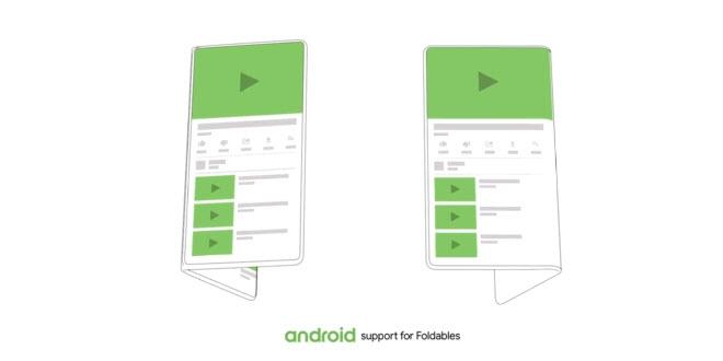 Die Zukunft von Android ist faltbar - Samsung macht nur den Anfang