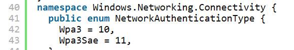 WPA3 Support kommt für Windows 10