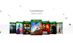 Xbox Countdown Sale: Aktuelle Top-Spiele bis 40 Prozent reduziert