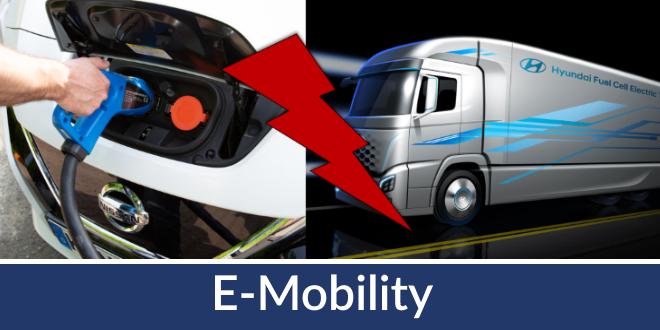 E-Mobility: Antriebsform(en) der Zukunft - Teil 2