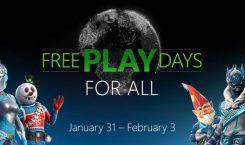 Free Play Days: Microsoft lädt alle Xbox-Gamer ohne Gold-Mitgliedschaft ein