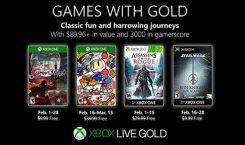 Xbox Games with Gold: Die kostenlose Spiele im Februar 2019