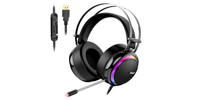 So viel Klang für wenig Geld: Tronsmart Glary Gaming Headset im Test
