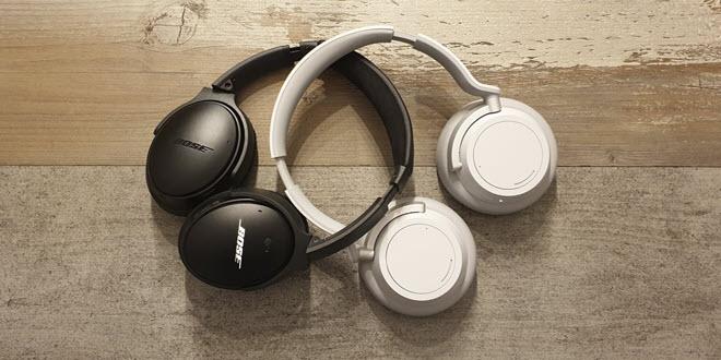 Sound-Duell: Microsoft Surface Headphones gegen Bose QC 35 II
