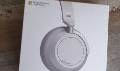 Ausgepackt: Die Surface Headphones sind da