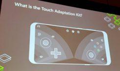 Project xCloud: Microsoft zeigt Controller-Konzept für Touchscreens