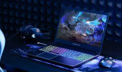 Die Gaming-Neuheiten von Acer im Überblick: Laptops, Tower-PC, Monitor und Gadgets