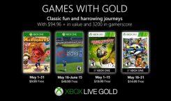Xbox Live Games with Gold im Mai: Eine bunte Mischung