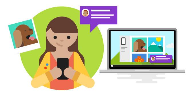 Windows 10: Anrufe über Android-Smartphones in Arbeit
