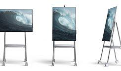 Surface Hub 2 kommt mit Batterie, in groß und ohne Software