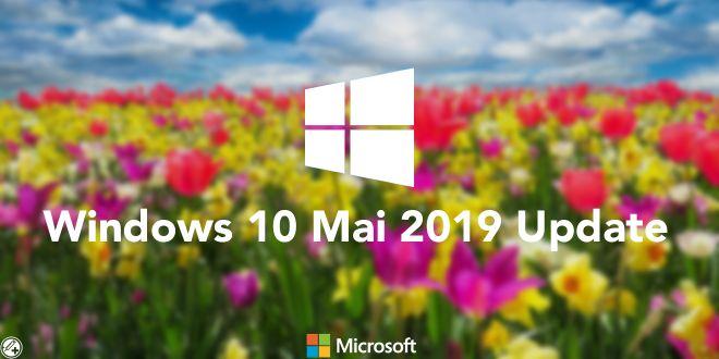 Windows 10 Mai Update kommt jetzt automatisch für Nutzer von Version 1803