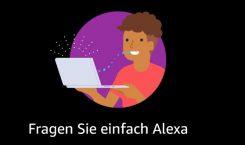 Alexa für Windows 10 läuft jetzt auch im Hintergrund