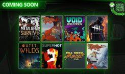 Superhot und sieben weitere Titel bereichern den Xbox Game Pass