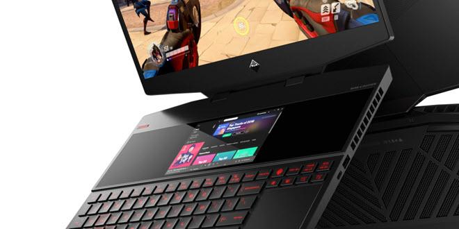 Omen X 2S: HPs Gaming Laptop mit zwei Displays befeuert meine Fantasie