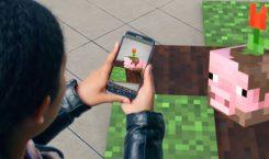 Minecraft auf den Spuren von Pokemon Go? Teaser deutet auf AR-Version hin