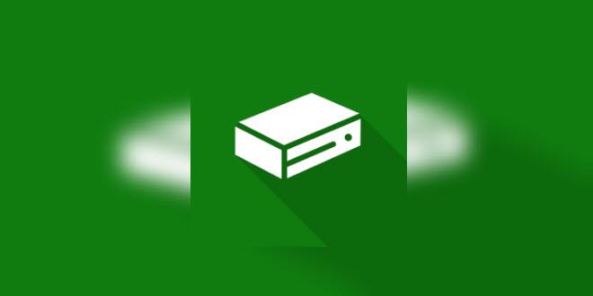 Xbox Konsole Begleiter