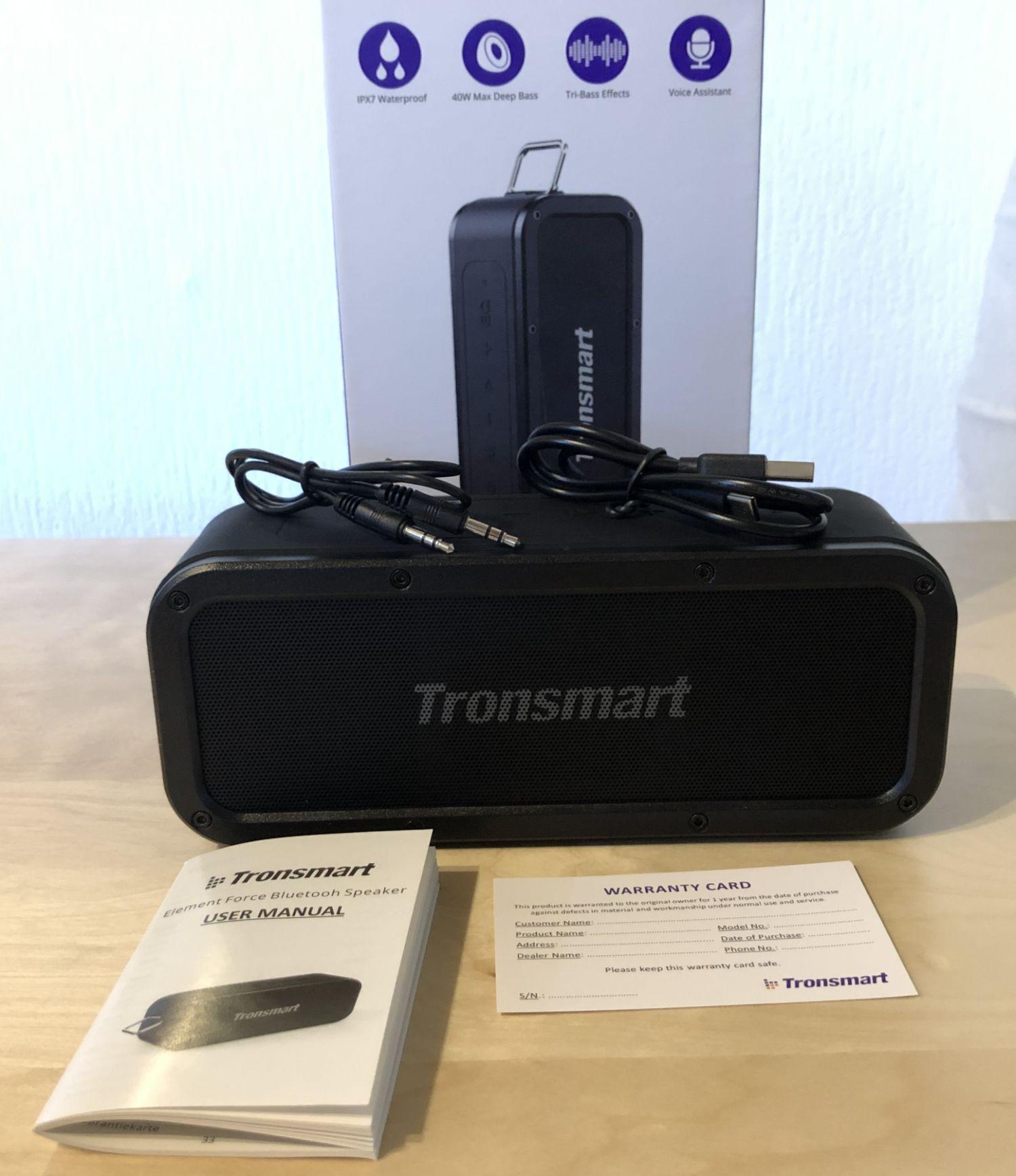 Tronsmart Force Bluetooth Lautsprecher