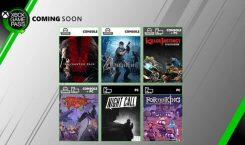 Nachschlag: Nochmal sechs neue Titel für den Xbox Game Pass im Juli