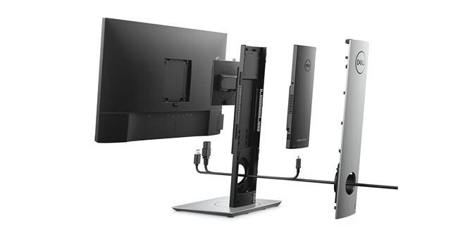 Dell Optiplex 7070 Ultra: Eine neue Idee für den modularen All in One PC