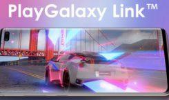 PlayGalaxy Link: PC-Spiele kommen auf das Samsung Galaxy Note 10