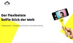 Gadgetcheck: monkeystick - Der flexibelste Selfie Stick der Welt!?