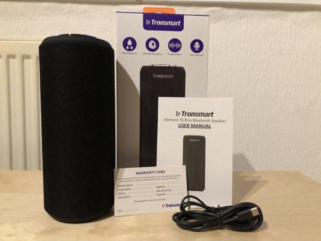 Tronsmart Element T6 Plus Lautsprecher