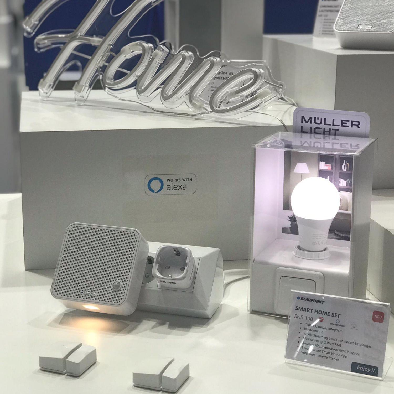 Blaupunkt Smart Home Set SHS 100