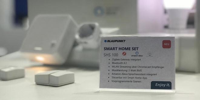 IFA 2019: Blaupunkt zeigt sofort einsatzbereites Smart Home Kit