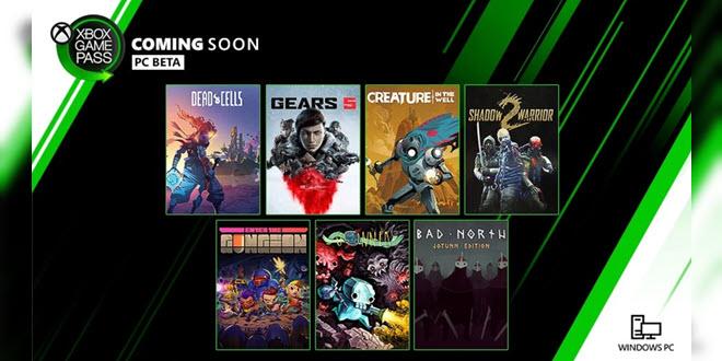 September-Neuheiten im Xbox Game Pass für PC: Indie-Titel flankieren Gears 5