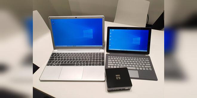 IFA 2019: Mini-PC, 2in1 und Laptop: HandsOn mit den Neuheiten von Trekstor