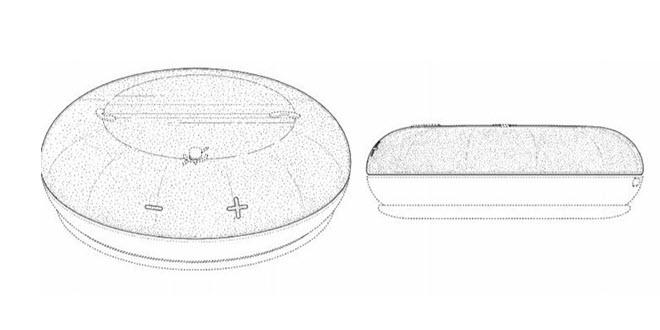 Patent für mutmaßlichen Konferenz-Lautsprecher von Microsoft veröffentlicht