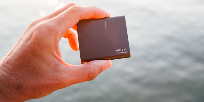 IFA 2019: PNY präsentiert die kleinste und die schnellste portable SSD