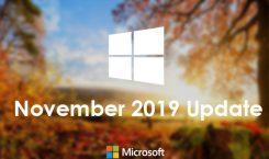 Windows 10 November Update: Suchet, so werdet ihr finden