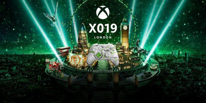 Vorverkauf für das Xbox X019 Event in London gestartet