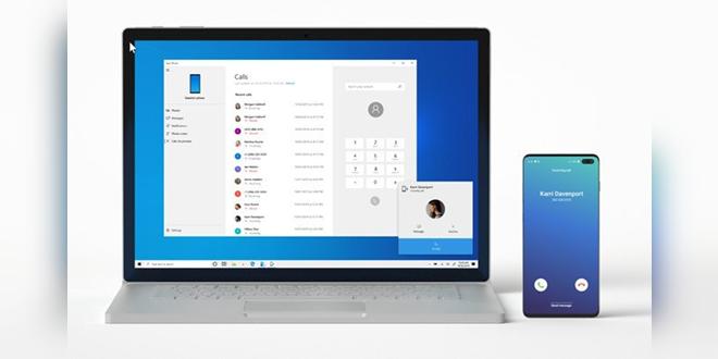 Ihr Smartphone-App für Windows 10: Anruffunktion jetzt im Testbetrieb