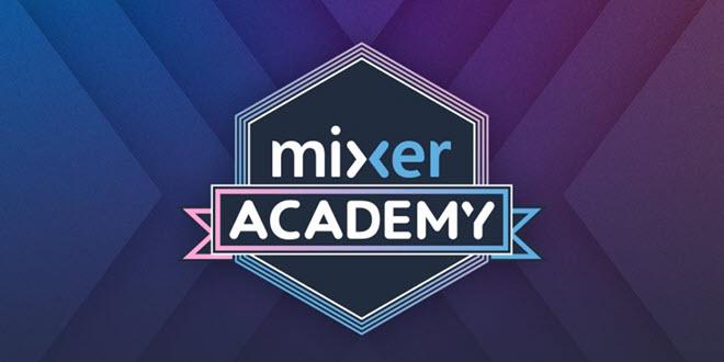 Grundkurs für angehende Streamer: Mixer Academy startet