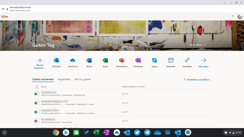 Microsofts PWA OS